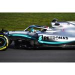 Новый сезон – новый цвет Axalta для Mercedes-AMG Petronas Motorsport