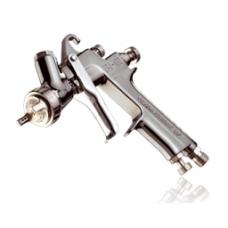 Краскопульт IWATA низкого давления, сопло 1.3 мм + бачок 600 мл, ключ, щетки(набор)