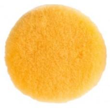 Полировальный диск Polarshine PRO из натуральной овчины 150мм, (2 шт. в уп.)