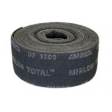 Скотч-брайт Mirlon TOTAL, 115 мм. х 10 м. UF1500 (серый) рулон