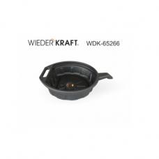Поддон для слива отработанного масла, пластиковый WDK-65266