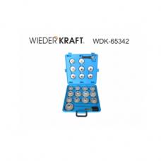 Набор съемников для масляных фильтров WDK-65342