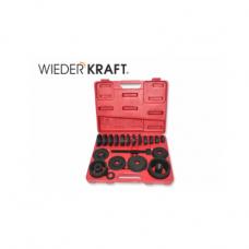 Набор для выпрессовки и запрессовки ступичных подшипников WDK-65713