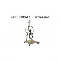 Комплект для маслораздачи с насосом и тележкой WDK-89200