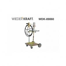 Нагнетатель консистентной смазки в комплекте с тележкой WDK-89860