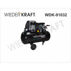 Масляный поршневой компрессор WDK-91032