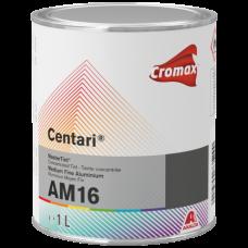 AM16 Пигментная паста MEDIUM FINE ALUMINUM (1л)
