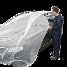 Прозрачная маскирующая плёнка ROXONE со стат.эффектом 4м х 150м