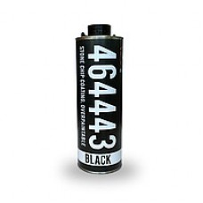 Антигравийное антикоррозийное покрытие окрашиваемое чёрное 1 л