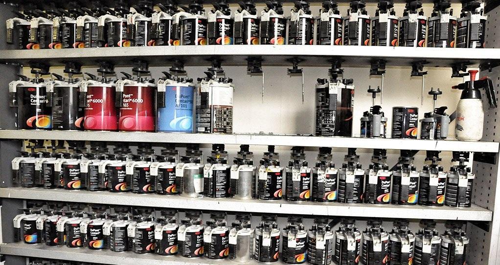 Предлагаем установку цветовой лаборатории