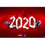 CROMAX ПРЕДСТАВЛЯЕТ КАЛЕНДАРЬ НА 2020 ГОД