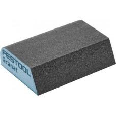 Губка шлифовальная Granat 100 CO комплект из 6 шт. 69x98x26 100 FESTOOL CO GR/6