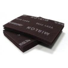 Шлифовальный войлок синтетический MIRLON 152x229x10 MF 2000 (коричневый)