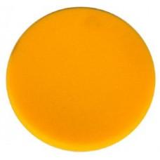 Поролоновый полировальный диск 150*25мм, жёлтый, (2 шт. в уп.)