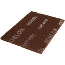 Шлифовальный войлок синтетический MIRLON 152x229x10 VF 360 (бордовый)