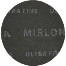 Шлифовальный войлок синтетический MIRLON 150мм UF 1500 (серый)