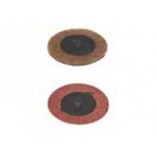 Диск зачистной QUICK DISC (типа Roloc) 50мм ср жестк красн