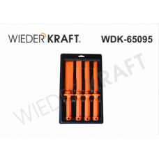 Набор пластиковых скребков, 4 предмета WDK-65095