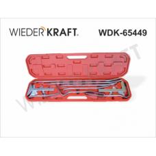 Набор рихтовочных монтажных лопаток WDK-65449