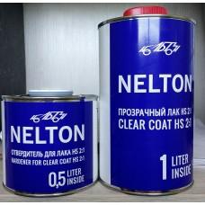 Лак Nelton HS Clear coat 2:1 с эффектом АНТИГРАФФИТИ