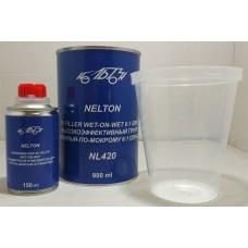 NL420 (3,6 л) 2К Акриловый наполнитель «мокрый по мокрому» 6:1