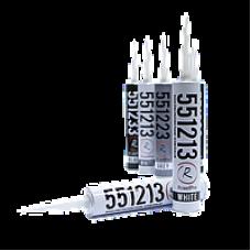 Многоцелевой ПУ герметик 550 белый картридж 310мл