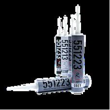 Многоцелевой ПУ герметик 550 серый картридж 310мл