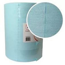 Обезжиривающая салфетка ULTRACLEAN перфорированный рулон 400шт. 30х32см. голубая RoxelPro