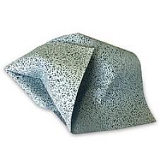 Обезжиривающая салфетка MULTICLEAN листы 12х35шт 32х36см. синяя RoxelPro